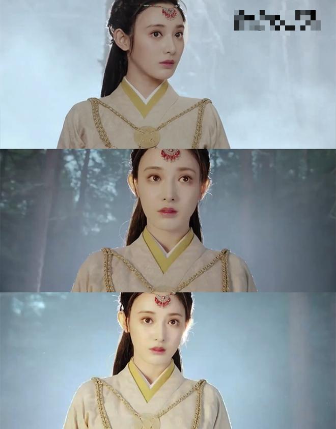 Fan Đông Cung tranh cãi vì cặp mắt to như... con ốc của nữ chính Bành Tiểu Nhiễm - Ảnh 8.