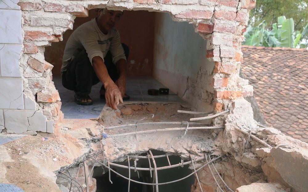 Công an đã bắt được thủ phạm đặt mìn kích nổ nhà dân ngày Mùng 5 Tết khiến 3 người bị thương