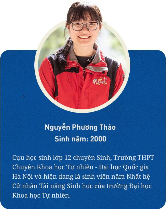 Câu chuyện của cô gái phá vỡ kỷ lục Việt Nam trên đấu trường giáo dục quốc tế: Học cho bản thân nên chưa từng có một giây hối hận - Ảnh 1.