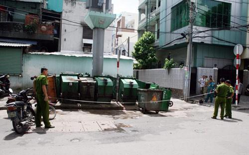 Nhóm đối tượng lạ mắt truy sát thiếu niên 16 tuổi trước quán bún đậu mắm tôm ở Sài Gòn