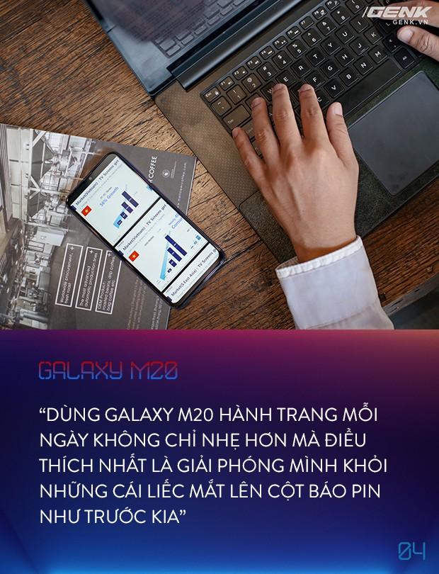 Thử thách hành pin Galaxy M20: xem phim, chơi game, làm việc bao lâu thì cạn? - Ảnh 8.