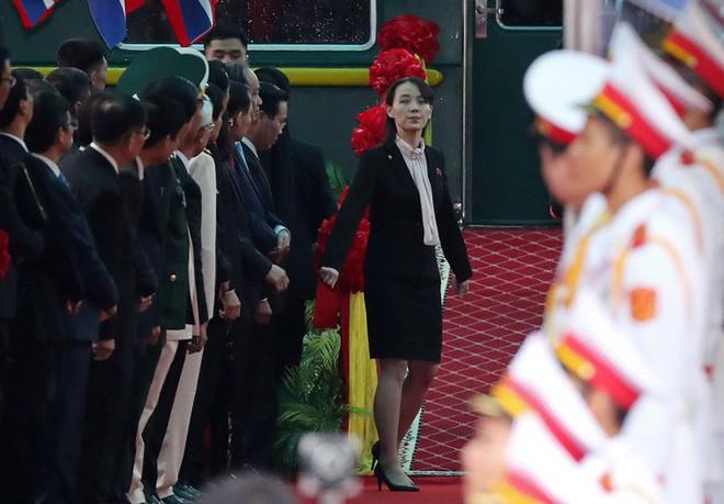 Chân dung 4 người phụ nữ quyền lực tháp tùng Chủ tịch Kim Jong-Un tới Việt Nam - Ảnh 1.