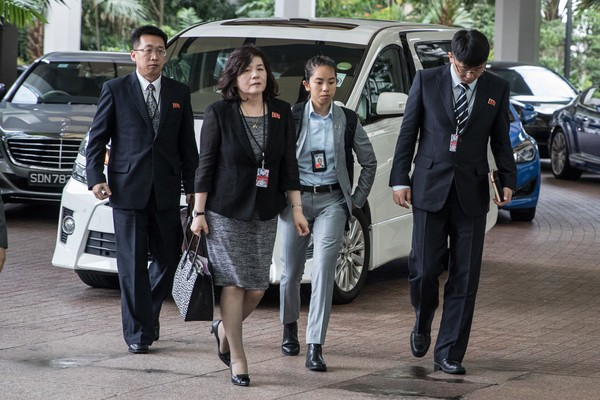 Chân dung 4 người phụ nữ quyền lực tháp tùng Chủ tịch Kim Jong-Un tới Việt Nam - Ảnh 5.