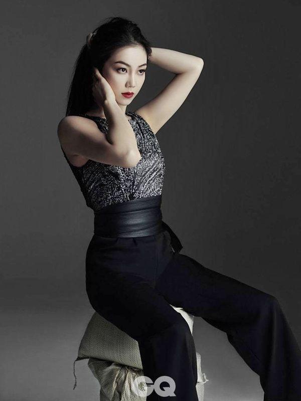 Tiểu tam tin đồn mới trong vụ ồn ào Song Song: Cô dâu Hà Nội từng gây sốc vì cảnh nóng, xuất sắc tiến đến Cannes - ảnh 16
