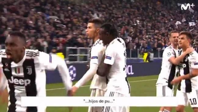 Ronaldo văng tục với CĐV Atletico Madrid - Ảnh 2.