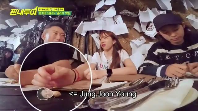 Cư dân mạng thích thú với phản ứng của Hani (EXID) trước câu nói đùa đen tối của Jung Joon Young - Ảnh 3.