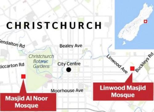 Xả súng đẫm máu tại nhà thờ New Zealand: Kẻ thủ ác livestream từ đầu đến cuối, hàng chục người bị thương - ảnh 4