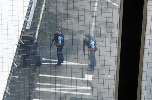 Xả súng đẫm máu tại nhà thờ New Zealand: Kẻ thủ ác livestream từ đầu đến cuối, hàng chục người bị thương - ảnh 5