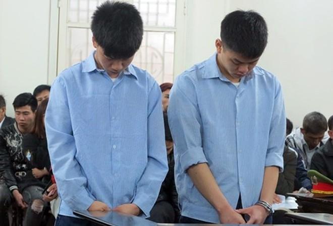 Ném gạch vào người khác, hai thanh niên lĩnh án 34 năm tù - ảnh 1