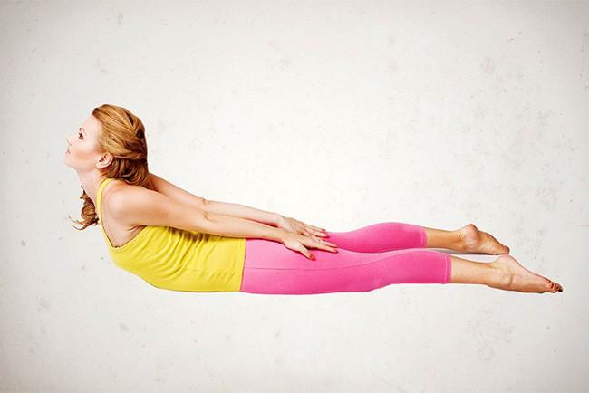 Các bài tập cải thiện vóc dáng, giảm đau cổ vai gáy hiệu quả - ảnh 3