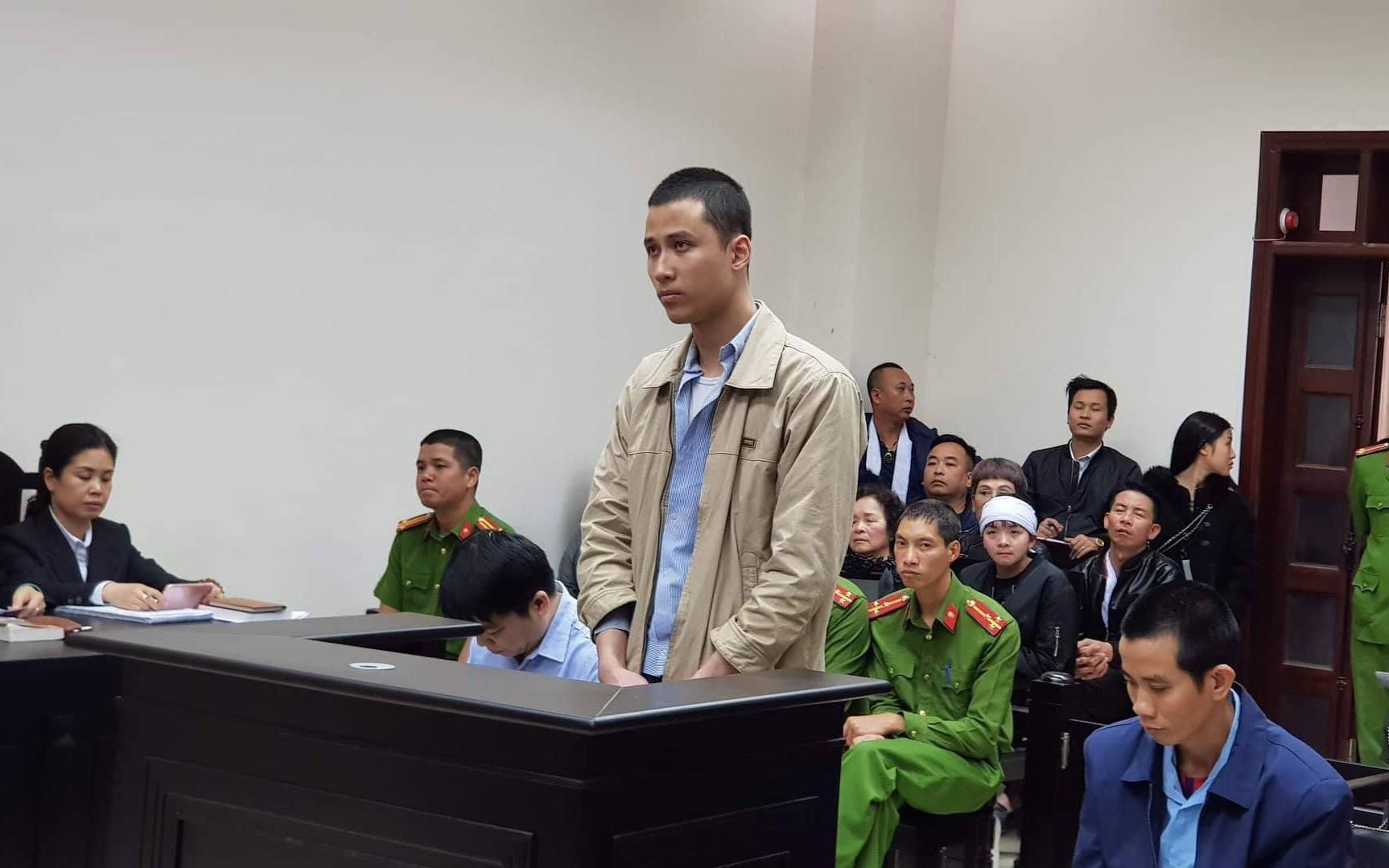 Hà Nội: Nam sinh sát hại người tình ở chung cư cao cấp chấp nhận án tử hình