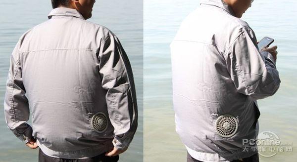 Trời chuyển nắng nóng oi bức, người Trung Quốc rủ nhau mua áo chống nắng gắn quạt điều hòa: Thấy gió mà chẳng thấy mát gì cả! - Ảnh 2.