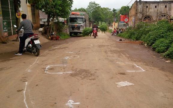 Nghệ An: Một học sinh tử vong thương tâm sau va chạm với xe tải