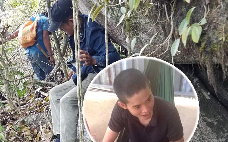 Hành trình sinh tồn 3 ngày 2 đêm của thanh niên bị lạc khi đi dọn rác trên núi Chứa Chan