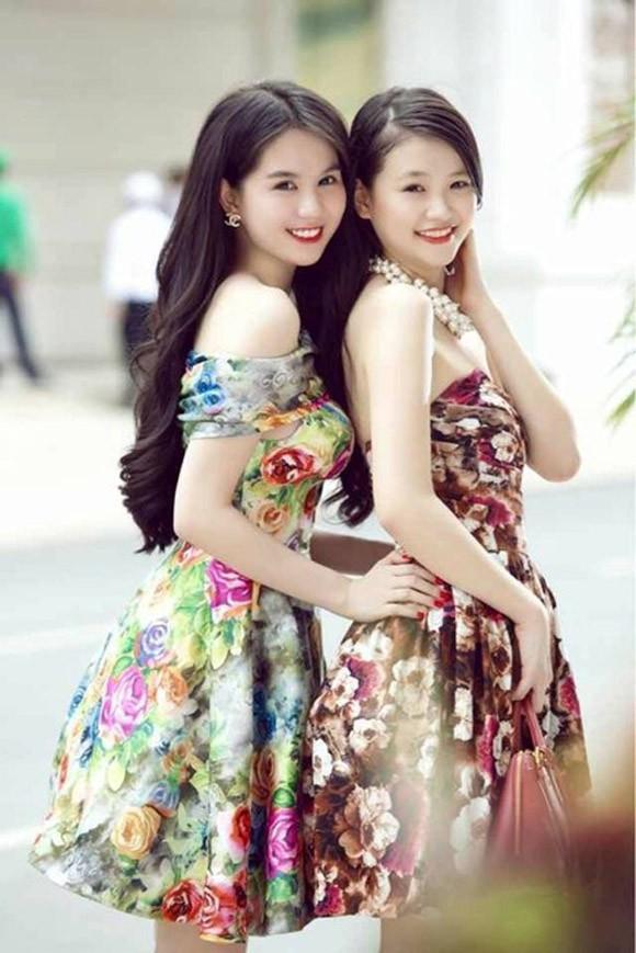 Ngọc Trinh gặp lại Phương Khánh sau 5 năm: Cô em Ngọc My đầy mụn ngày nào nay là Miss Earth, lột xác không nhận ra - ảnh 4