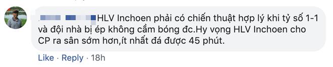 Vì Công Phượng, CĐV Việt Nam kêu gọi HLV Incheon United từ chức như thầy Văn Lâm - ảnh 9