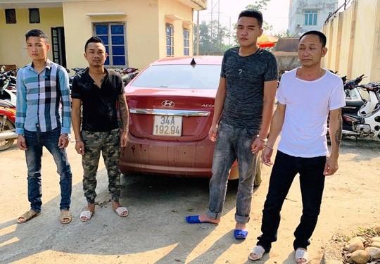 Chủ tịch xã ở Thanh Hóa bị 3 kẻ bịt mặt, đi ô tô không BKS đánh trọng thương - Ảnh 1.