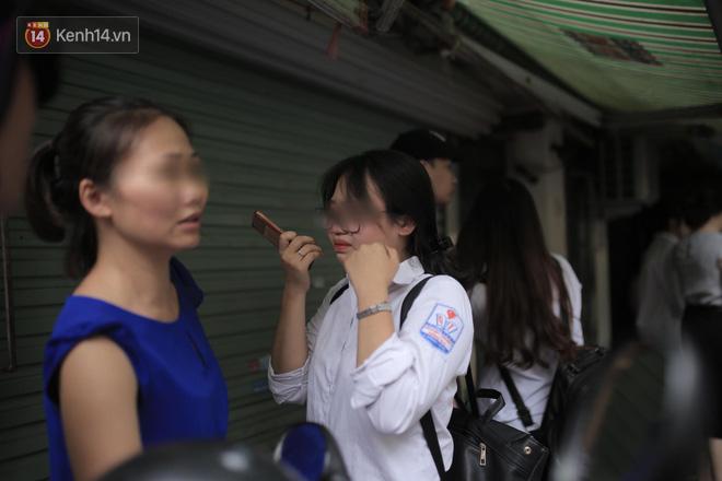 Không chờ bị đuổi, một sinh viên ở Hoà Bình được sửa điểm để đỗ Thương mại tự viết đơn xin nghỉ học - ảnh 1