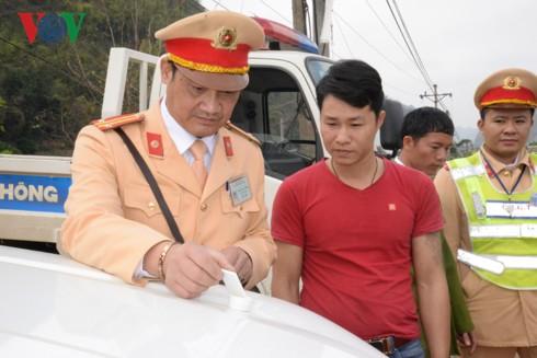 Chưa đơn vị vận tải nào tại Sơn La phát hiện lái xe sử dụng ma túy - ảnh 1