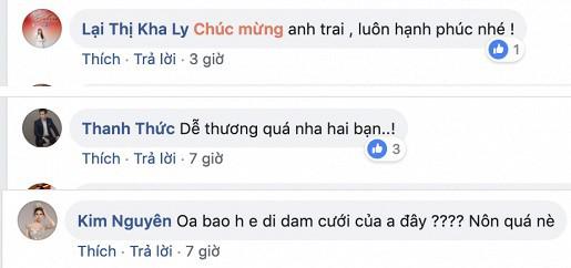 Diễn viên Quý Bình nói gì trước tin đồn chuẩn bị kết hôn sau chuyện tình cảm với Lê Phương? - ảnh 4