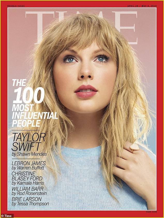 BTS lại làm nên lịch sử: Sao châu Á duy nhất lọt Top 100 nhân vật ảnh hưởng nhất thế giới 2019 bên Taylor, Captain Marvel - ảnh 7