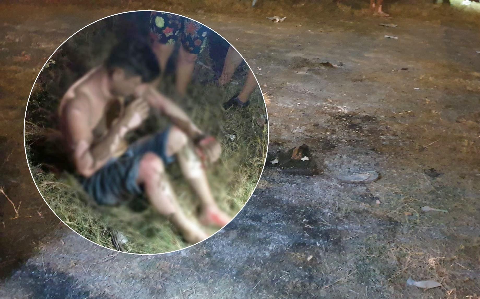 Hoảng hồn phát hiện đôi nam nữ cháy như ngọn đuốc sau khi ra bãi đất trống nói chuyện ở Sài Gòn