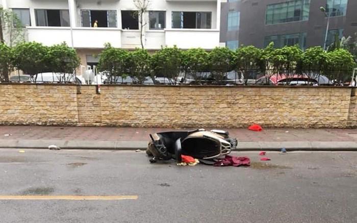 Công an thông tin nguyên nhân người phụ nữ tử vong giữa đường lúc rạng sáng ở Hà Nội