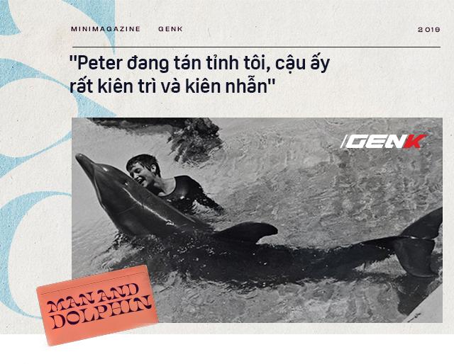 Đọc cuối tuần: Năm 1965, một cô gái dạy cá heo nói Tiếng Anh, cuối cùng con cá đã yêu cô ấy điên cuồng - ảnh 8