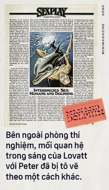 Đọc cuối tuần: Năm 1965, một cô gái dạy cá heo nói Tiếng Anh, cuối cùng con cá đã yêu cô ấy điên cuồng - ảnh 9