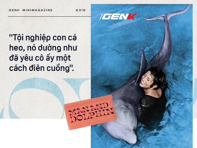 Đọc cuối tuần: Năm 1965, một cô gái dạy cá heo nói Tiếng Anh, cuối cùng con cá đã yêu cô ấy điên cuồng - ảnh 10