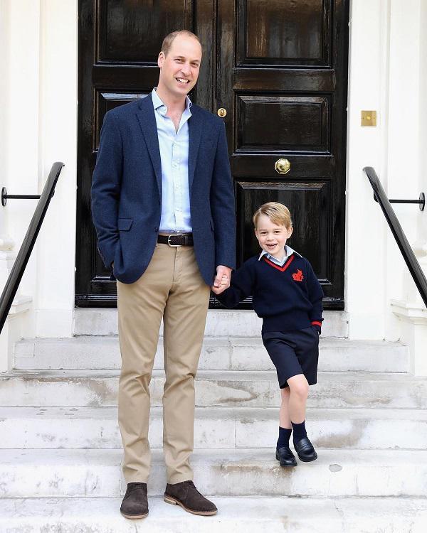Hé lộ một loạt chi tiết bất ngờ về Hoàng tử bé George: đằng sau vẻ ngoài nhút nhát là một cậu bé hoàn toàn khác biệt - ảnh 2