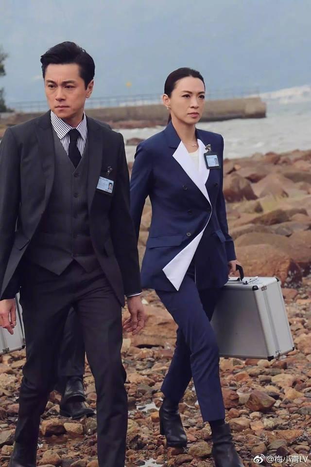 Vướng phốt tiểu tam của Huỳnh Tâm Dĩnh, TVB cứu vãn bom tấn Bằng Chứng Thép 4 kiểu gì? - ảnh 4