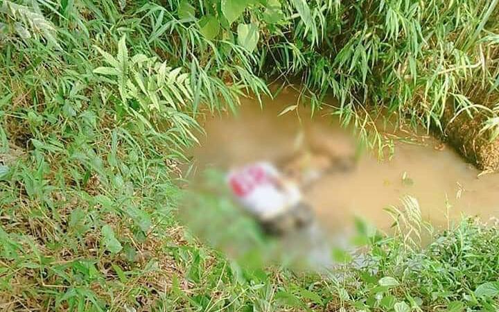 Lào Cai: Hoảng hồn phát hiện thi thể trong tư thế úp mặt dưới mương nước cạn