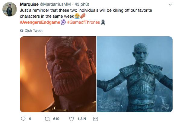 Chỉ một ngày cuối tuần, điện ảnh thế giới chứng kiến 2 cuộc thảm sát đau lòng từ cả Endgame lẫn Game of Thrones! - ảnh 4