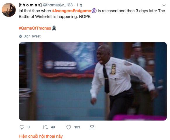 Chỉ một ngày cuối tuần, điện ảnh thế giới chứng kiến 2 cuộc thảm sát đau lòng từ cả Endgame lẫn Game of Thrones! - ảnh 5
