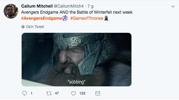 Chỉ một ngày cuối tuần, điện ảnh thế giới chứng kiến 2 cuộc thảm sát đau lòng từ cả Endgame lẫn Game of Thrones! - ảnh 8