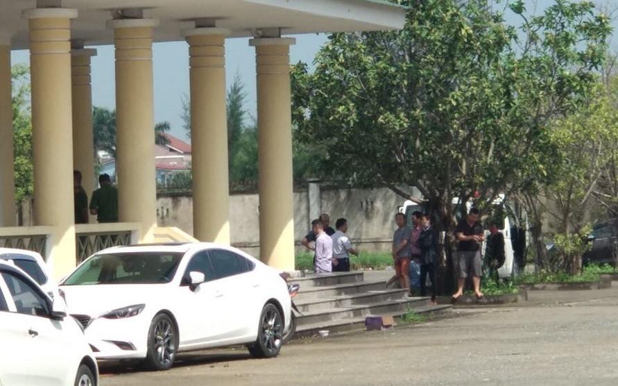 Đang bị tạm giam, cựu đội phó đội quản lý thị trường Nghệ An bất ngờ tử vong