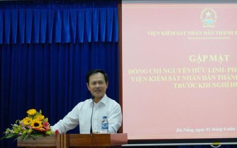 Vì sao ông Nguyễn Hữu Linh không bị tạm giam dù đã khởi tố?