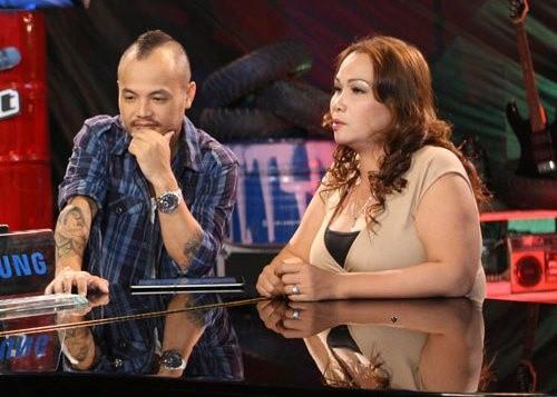 Trước khi qua đời vì ung thư, Sư tử Kim Loan từng để lại dấu ấn đậm nét tại The Voice mùa đầu tiên - ảnh 3