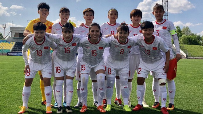 Hạ Jordan 2-0, tuyển nữ Việt Nam toàn thắng ấn tượng ở vòng loại thứ 2 Olympic Tokyo 2020 - ảnh 1