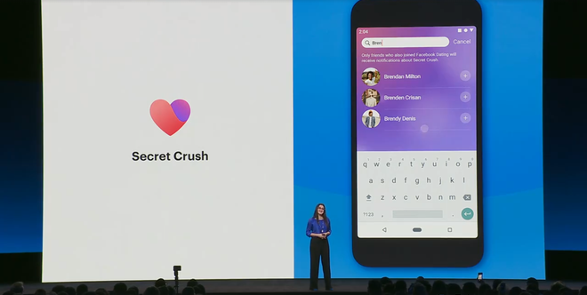 Facebook hẹn hò sẽ cho chọn crush bí mật, trùng nhau là báo luôn không nhiều lời! - Ảnh 2.
