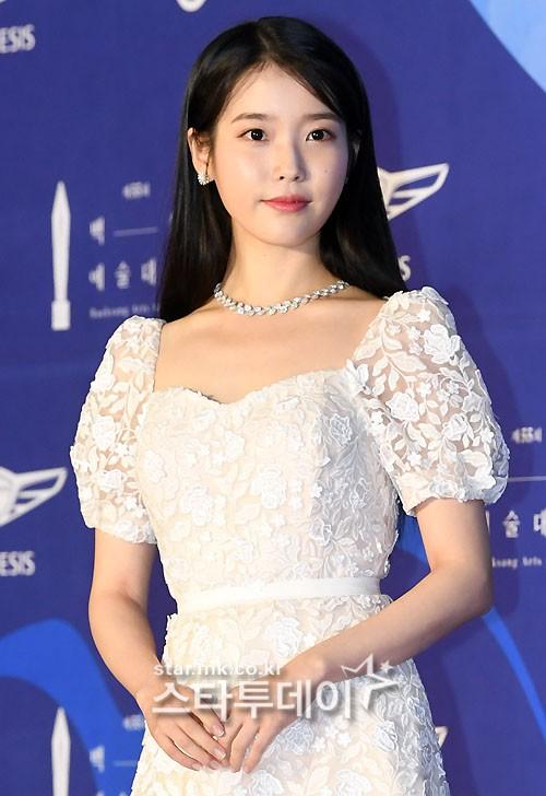 Siêu thảm đỏ khủng nhất lịch sử Baeksang: Suzy và IU xuất thần với đầm công chúa, Hyun Bin dẫn đầu 50 sao Hàn quyền lực - Ảnh 11.