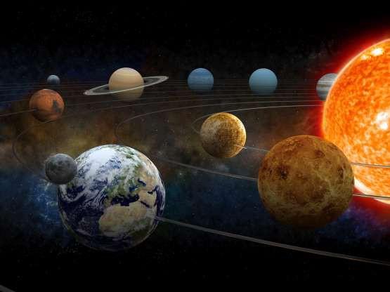 Khám phá các hành tinh trong hệ Mặt trời của chúng ta qua ảnh - Ảnh 1.