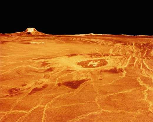 Khám phá các hành tinh trong hệ Mặt trời của chúng ta qua ảnh - Ảnh 7.