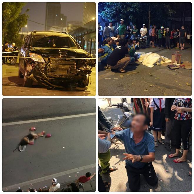 Câu chuyện về cái chết của 3 mẹ con và câu nói lạnh gáy của gã tài xế ma men ám ảnh Thượng úy CSGT ở Hà Nội - ảnh 2