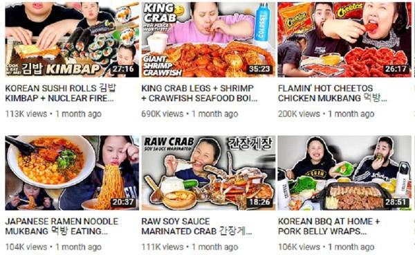 Việc nhẹ lương cao: Kiếm tiền tỷ trong 8 tháng nhờ ăn uống ngập mồm rồi đăng lên Youtube - Ảnh 3.