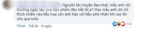 Châu Đông Vũ cạo đầu cũng không làm netizen bớt giận vì nghi án đạo phẩm của phim mới - Ảnh 6.