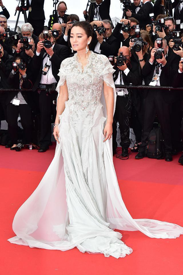 Củng Lợi và đặc quyền thảm đỏ của siêu sao hàng đầu Trung Quốc từng 18 lần dự Cannes - ảnh 2