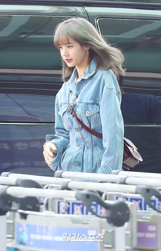 BLACKPINK lại gây náo loạn sân bay: Jennie và Lisa như đi catwalk, Jisoo lại chiếm trọn spotlight vì đẹp xuất thần - ảnh 9