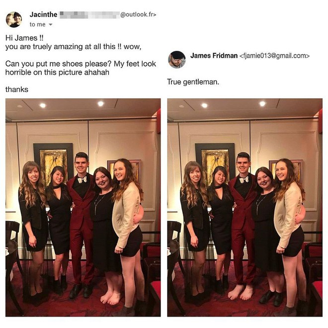 Cười đau ruột với 14 nạn nhân nhờ Thánh Photoshop sửa ảnh - ảnh 9